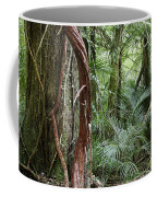 Jungle Coffee Mug by Les Cunliffe