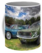 68' Mustang Coffee Mug