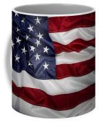 American Flag 52 Coffee Mug