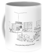 Do Me A Favor Coffee Mug