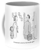 It's Almost Back-to-school Time. Steal Some Coffee Mug