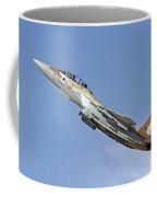 An F-15i Raam Of The Israeli Air Force Coffee Mug