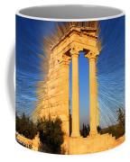 Apollo Sanctuary - Cyprus Coffee Mug
