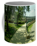 Aurora Transportation Center Coffee Mug