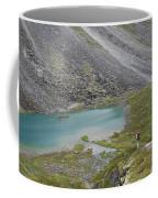 Backpacking In Alaska Talkeetna Coffee Mug