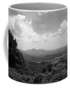 Blue Ridge Mountains - Virginia Bw 2 Coffee Mug
