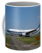 China Southern Airlines Airbus A330 Coffee Mug