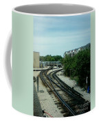 Cta's Retired 2200-series Railcar Coffee Mug