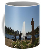 Echo Park L A  Coffee Mug