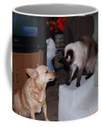 Foxy And Ninja Coffee Mug