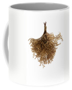Hanging Dried Flowers Bunch Coffee Mug