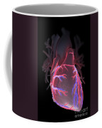 Human Heart Coffee Mug