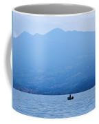 Lago Di Iseo Coffee Mug