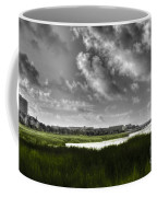 Southern Tall Marsh Grass Coffee Mug