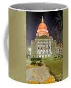 Madison Capitol Coffee Mug by Steven Ralser