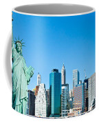 Manhattan - New York City Coffee Mug