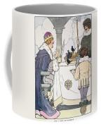 Mother Goose, 1916 Coffee Mug