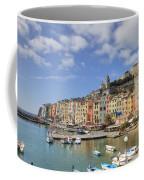 Porto Venere Coffee Mug by Joana Kruse