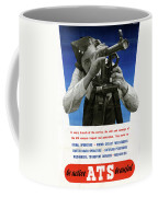 Poster Women Workers Coffee Mug