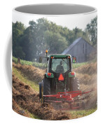 Raking Hay Coffee Mug