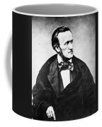 Richard Wagner (1813-1883) Coffee Mug