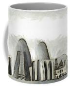 Rio De Janeiro Skyline Coffee Mug