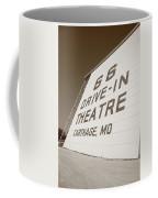Route 66 Drive-in Theatre Coffee Mug