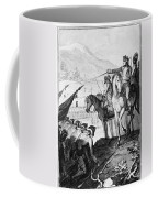 Saratoga: Surrender, 1777 Coffee Mug