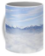 Sea Of Fog Coffee Mug