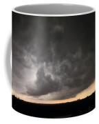 Severe Warned Nebraska Storm Cells Coffee Mug