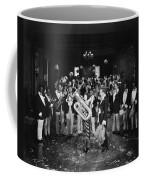 Silent Film Still: Music Coffee Mug by Granger