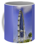 Singapore Flyer  Coffee Mug