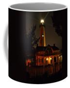 St Simons Island Lighthouse 2 Coffee Mug