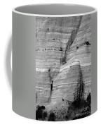 New Mexico - Tent Rocks Coffee Mug