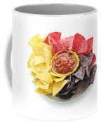Tortilla Chips And Salsa Coffee Mug