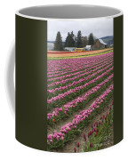 Tulip Field Coffee Mug