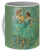 Two Dancers Coffee Mug