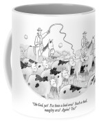 Oh God, Yes!  I've Been A Bad Cow!  Such A Bad Coffee Mug