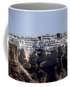 Views From Santorini Greece Coffee Mug