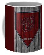 Washington Nationals Coffee Mug