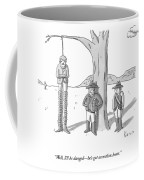 Well, I'll Be Danged - He's Got Accordion Boots Coffee Mug