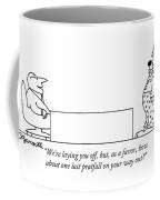 We're Laying Coffee Mug