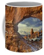714000087 Turret Arch Arches National Park Coffee Mug