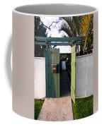 717 Gate Open Coronado California Coffee Mug