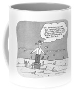 New Yorker December 11th, 2006 Coffee Mug