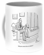 And You're Certain These Are Accidents? Coffee Mug