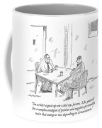 I'm Neither A Good Cop Nor A Bad Cop Coffee Mug