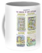 New Yorker August 13th, 2007 Coffee Mug