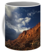 clearing storm waterpocket fold capitol reef NP Coffee Mug