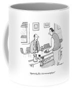 Apparently, Fifty Is The New Unemployed Coffee Mug